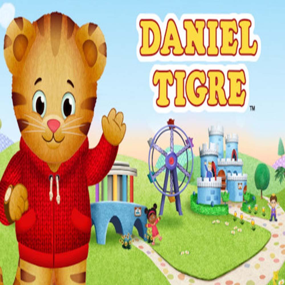 Programas Infantiles Educativos Daniel el Tigre