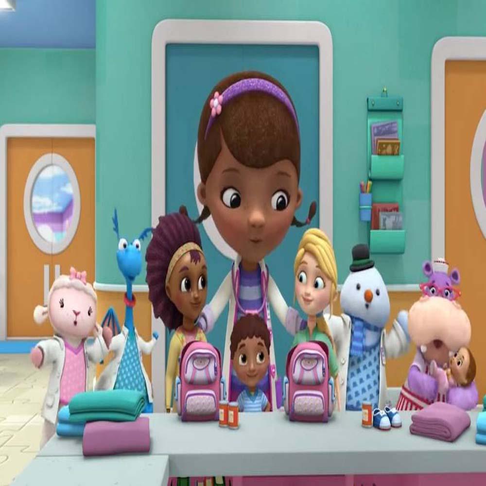 Programa infantiles educativos doctora juguetes