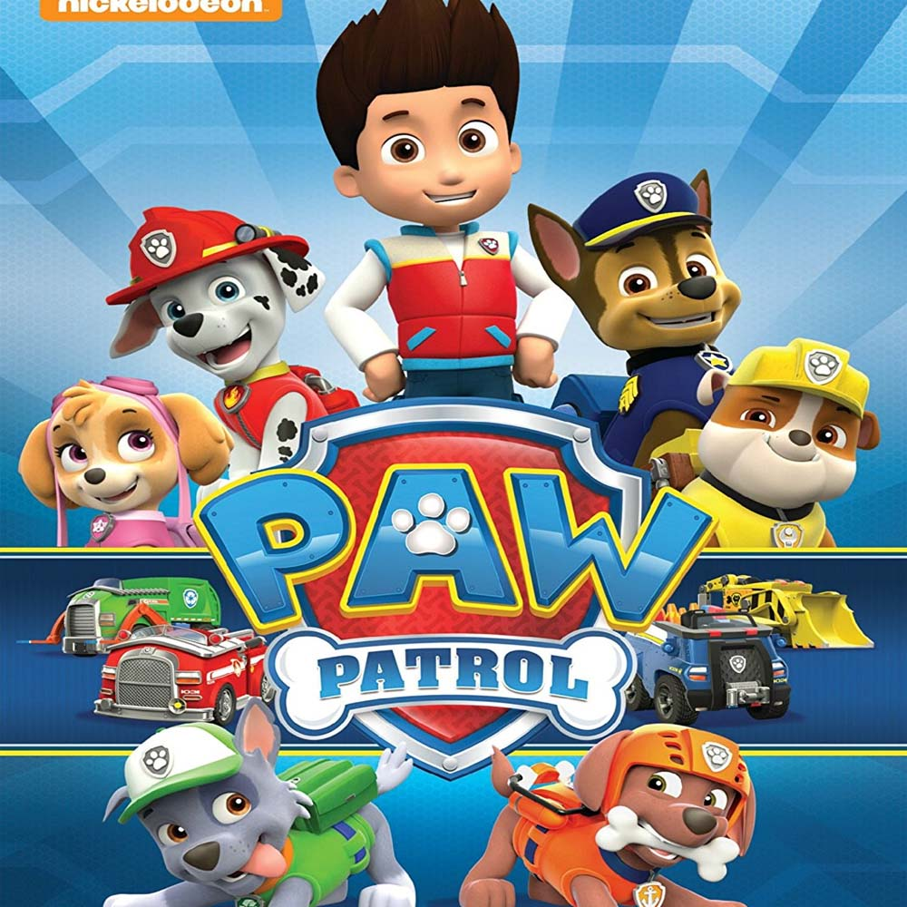Programas infantiles educativos paw patrol