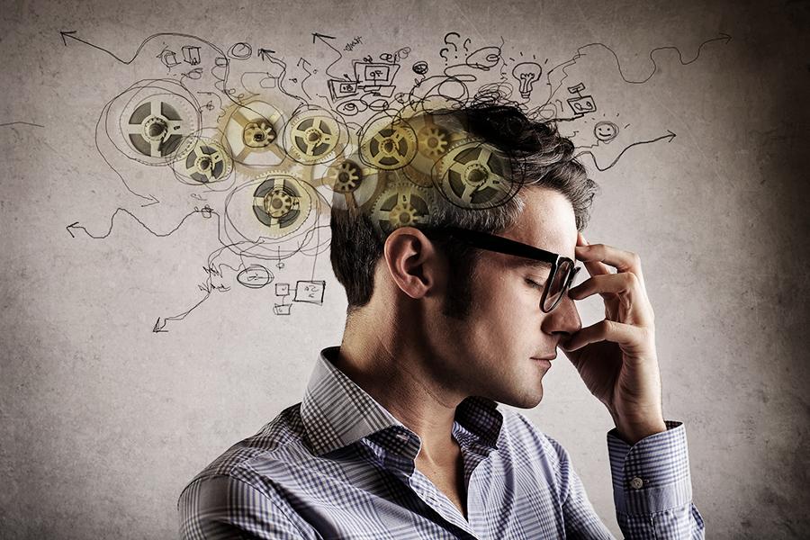 Como haces para pensar?