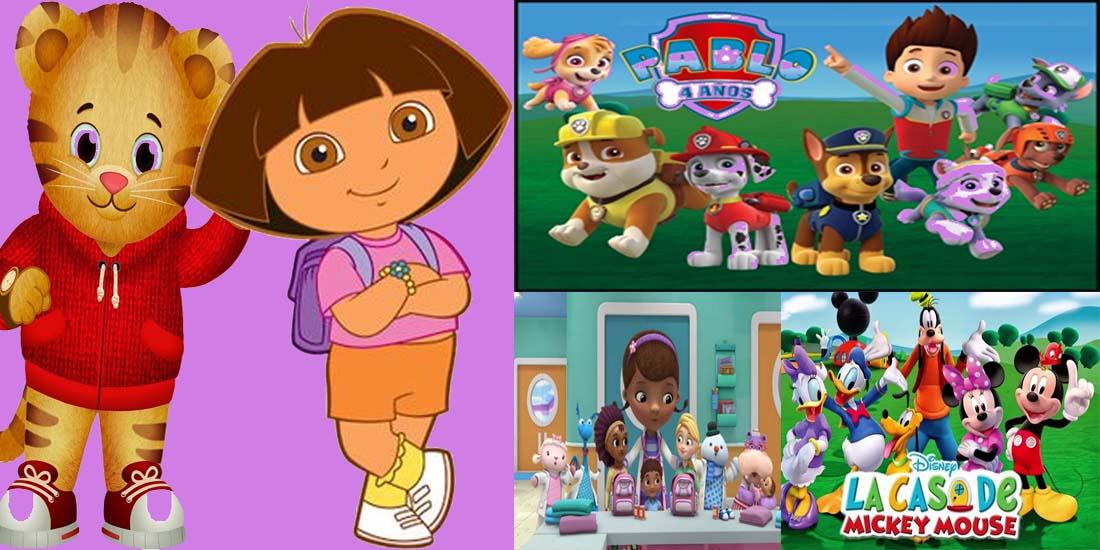 Programas Infantiles de Tv educativos