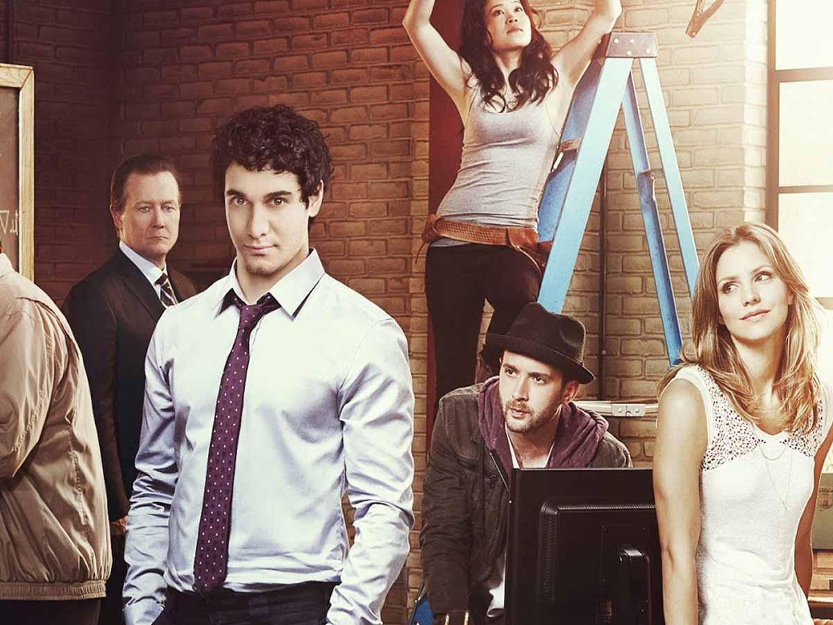 Los super genios de la televisión
