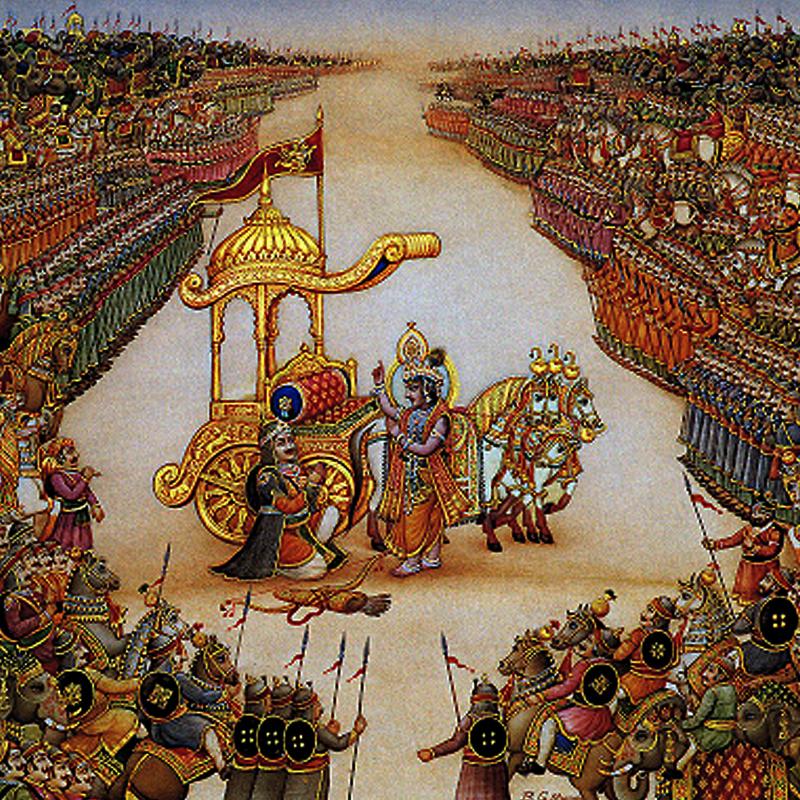 Mahabharata familias