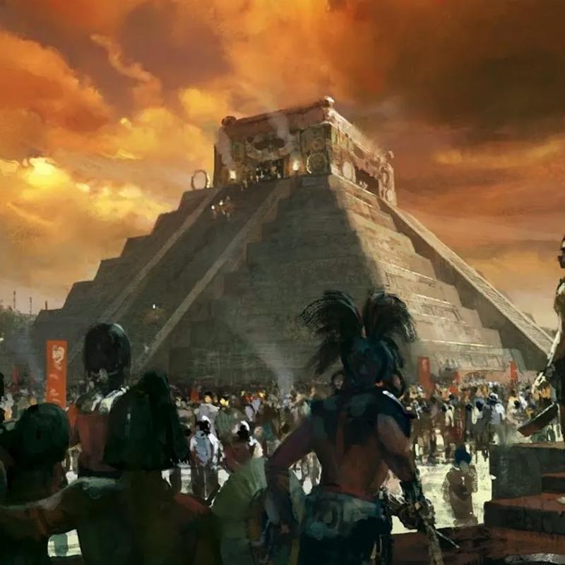 viajero en el tiempo maya 5