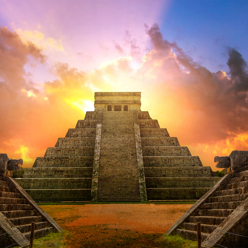 viajero en el tiempo maya 4