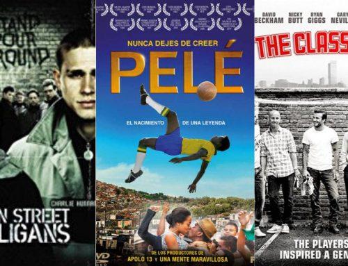 Las 5 mejores películas de fútbol