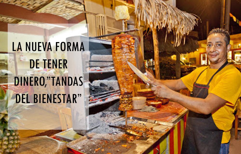 TANDAS DEL BIENESTAR muestra