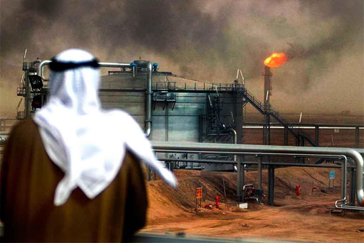 La guerra del petroleo de Arabia Saudita