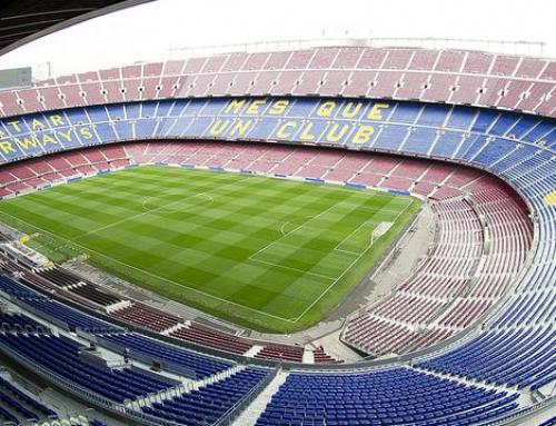 Barcelona Juega a puerta cerrada