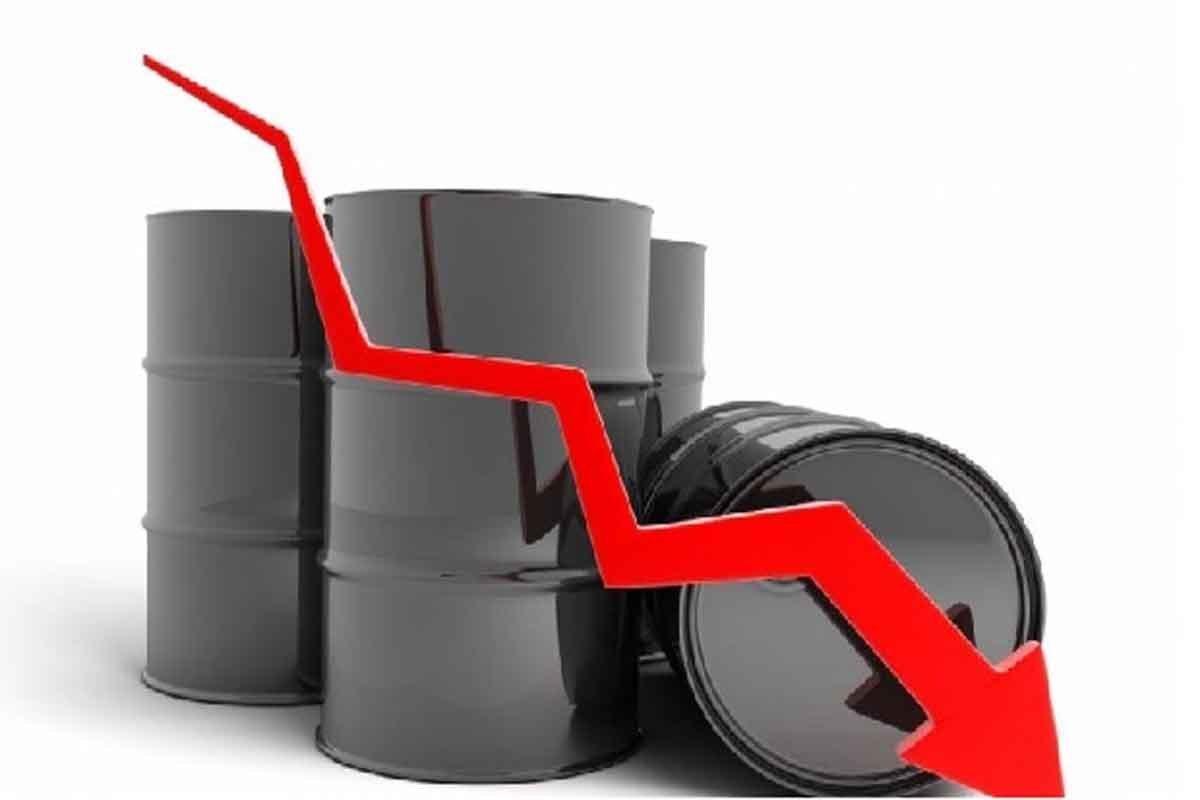 Baja el precio del petróleo