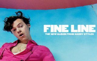 Harry Styles fine line portada