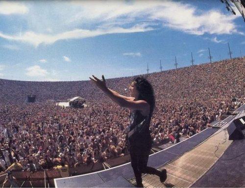 Los mejores conciertos de Rock de la historia, con vídeos