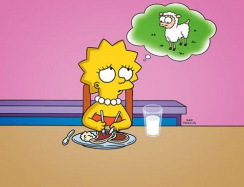 Desventajas de ser vegetariano, escrito por una vegetariana.