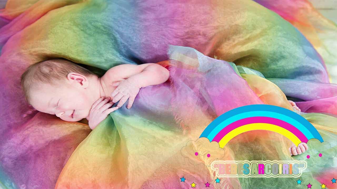 Bebes arcoiris