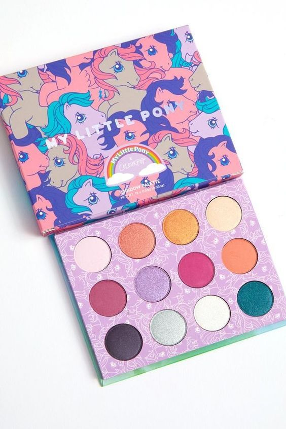 MAQUILLAJE UNICORNIO COLOURPOP