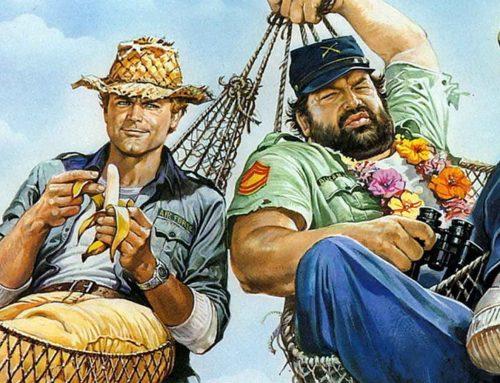 Bud Spencer y Terence Hill 5 mejores películas que puedes ver.