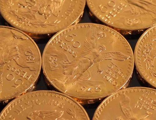 Los centenarios las 6 monedas de oro de Mexico, 50 pesos 20 pesos y mas