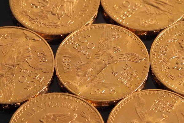 Los centenarios 6 monedas de oro