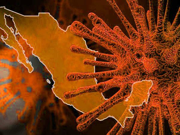 Proyección matemática del coronavirus,