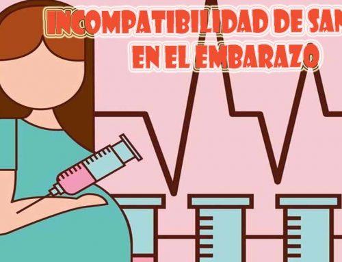 LA INCOMPATIBILIDAD DE SANGRE EN EL EMBARAZO.