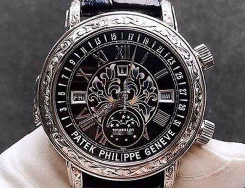 La historia de Patek Philippe 10 mejores marcas de relojes suizos.
