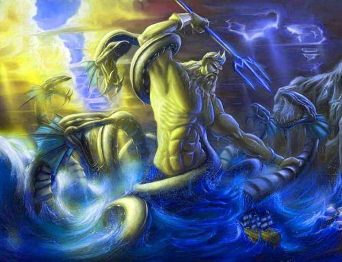 Seres mitológicos majestuosos de la mitología griega top 10