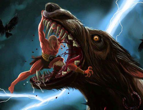 Criaturas de la mitología Nórdica, terribles y obscuras criaturas