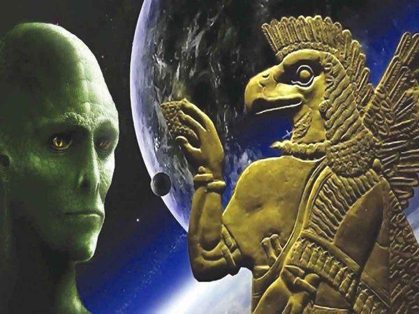 Extraterrestres que visitan la tierra