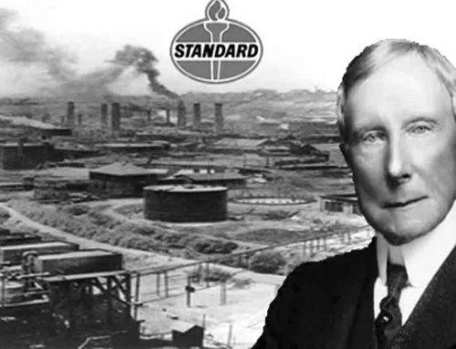 El hombre más millonario de la historia Rockefeller 1 historia de éxito