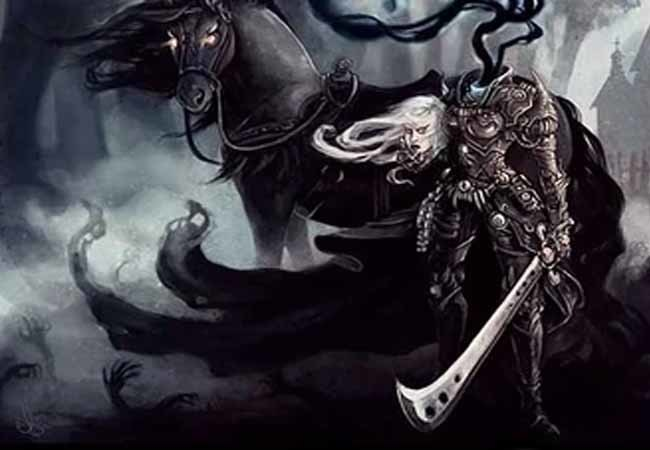 Criaturas de la mitología celta