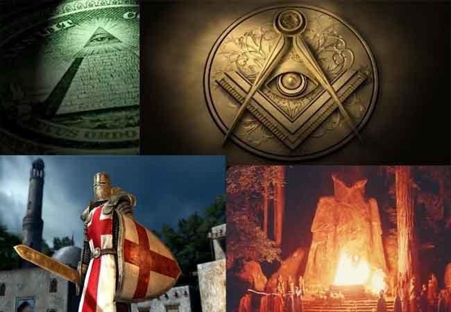 Sociedades secretas más poderosas