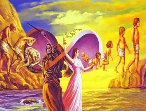 Las rencarnaciones del Alma del ser inerte a la divinidad en 7 pasos