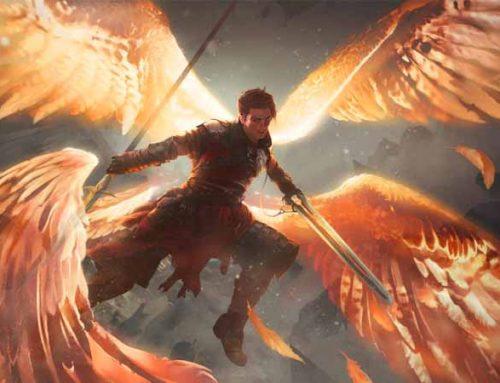 Los ángeles más poderosos del la tradición