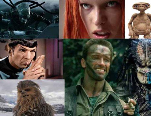 Los extraterrestres más famosos del cine