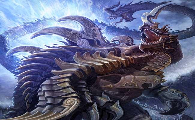 Criaturas de la mitología japonesa