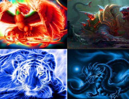 Criaturas de la mitología japonesa extrañas y extremas